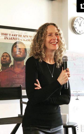 Ruth Atkinson Script Consultant